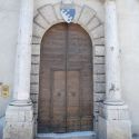 Photographs of portals in Umbria and Tuscany